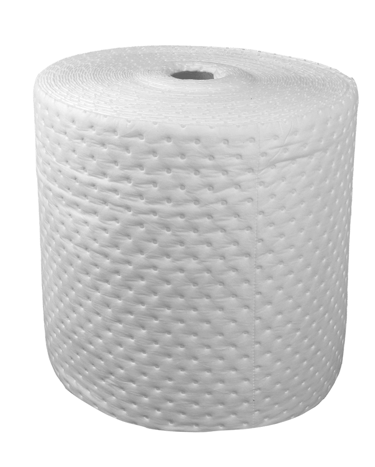Heavy Duty Oil & Fuel Roll - 100 Pads