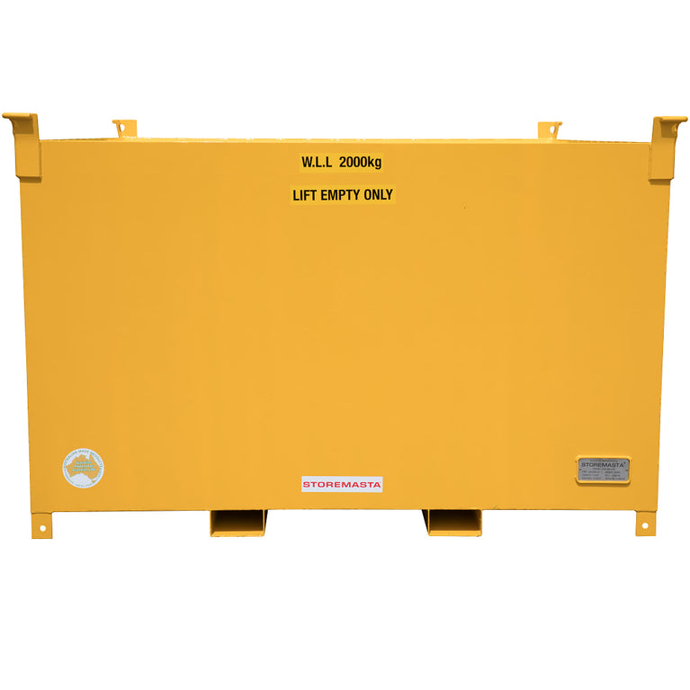 Lift Certified Fluid Bin