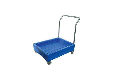 Poly Bunded Trolley for 4 x 25L Drums