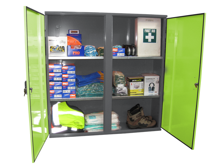 Hygiene Equipment Cabinet - Medium (Double Door)