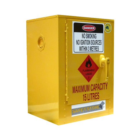 Flammable Liquid Storage Cabinet -  15L