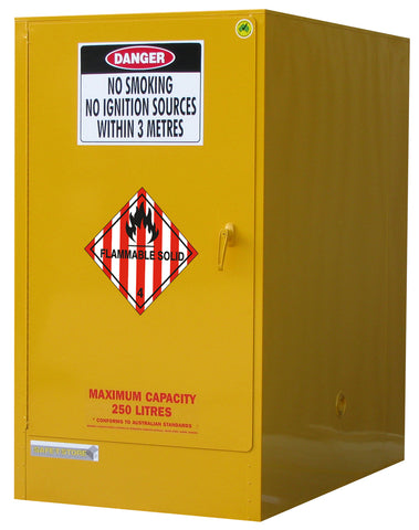 Flammable Solid Storage Cabinet - 205L