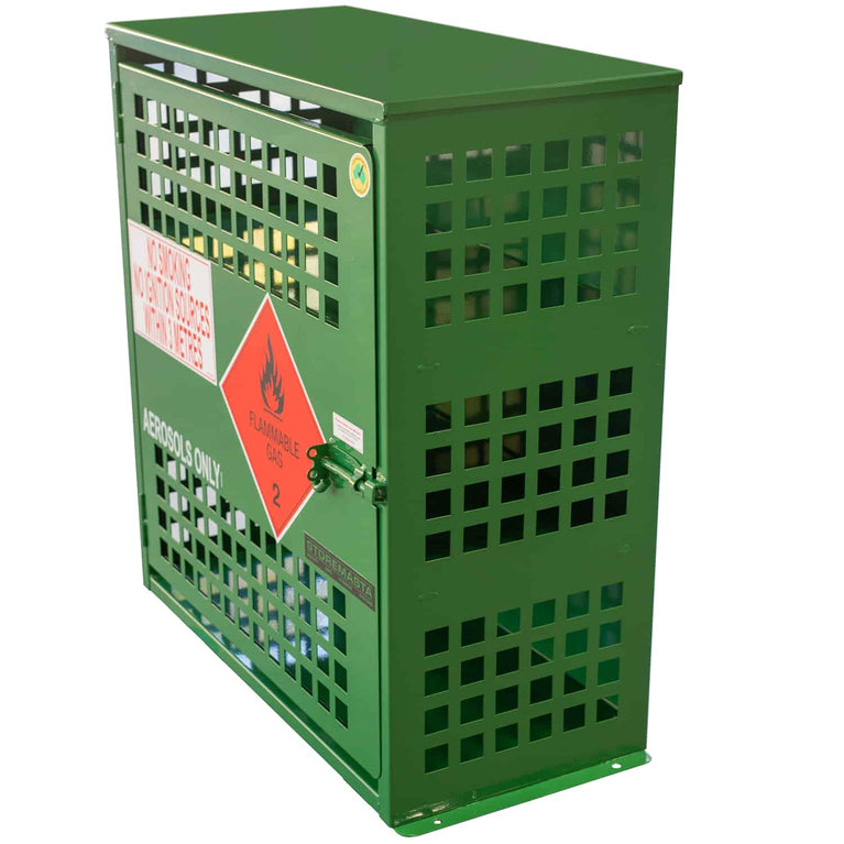 Aerosol Storage Cage - 180 Can