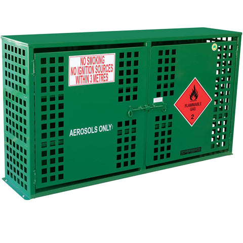 Aerosol Storage Cage - Horizontal 345 Can