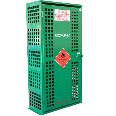 Aerosol Storage Cage - Vertical 216 Can