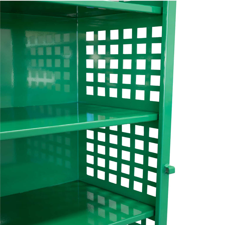 Aerosol Storage Cage - Vertical 300 Can
