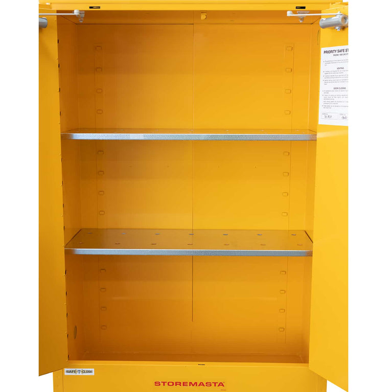 Flammable Liquid Storage Cabinet - 250L