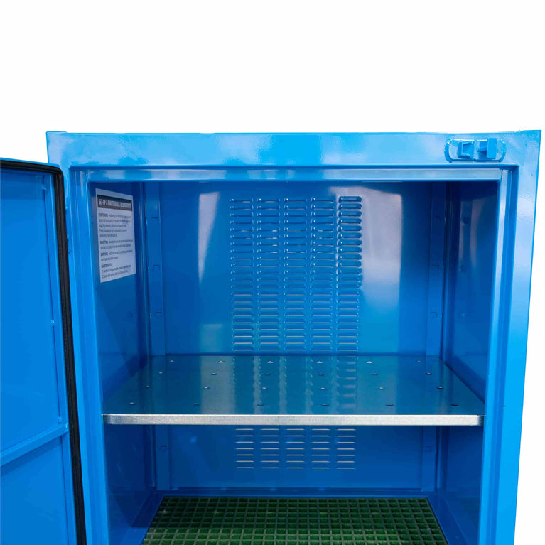 Outdoor Flammable Liquids Store - 250L
