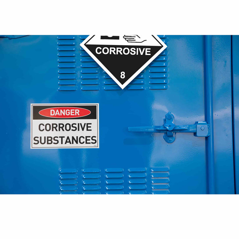 Corrosive Substance Store - 250L
