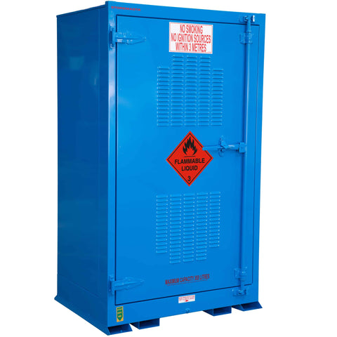 Outdoor Flammable Liquids Store - 350L
