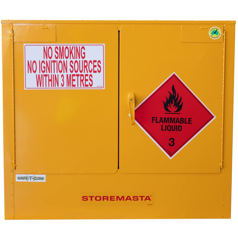 Flammable Liquid Storage Cabinet - 100L