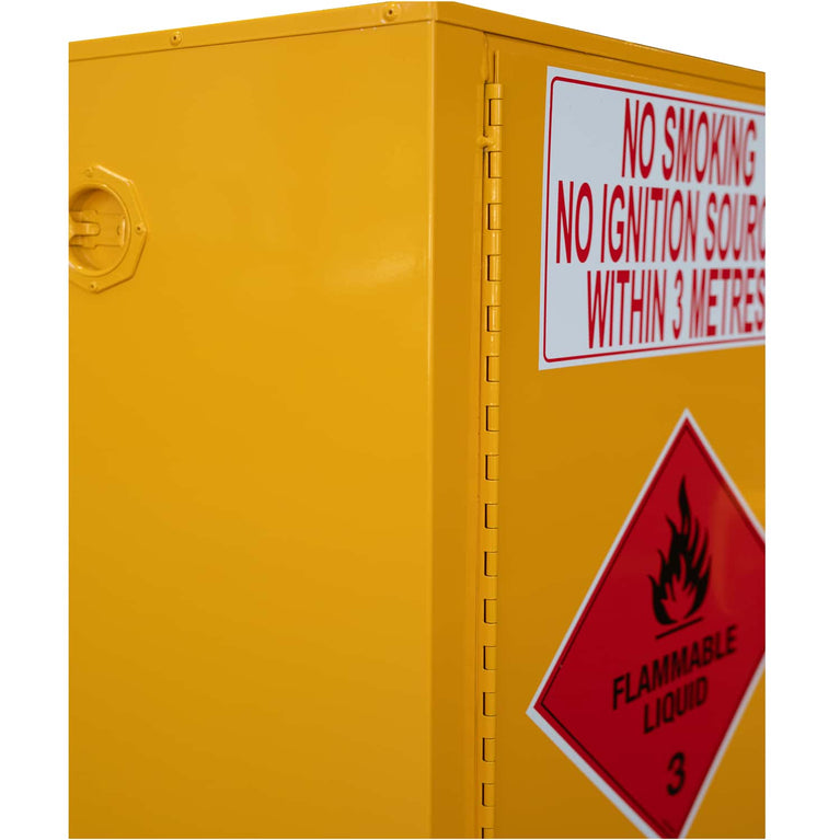 Flammable Liquid Storage Cabinet -  60L