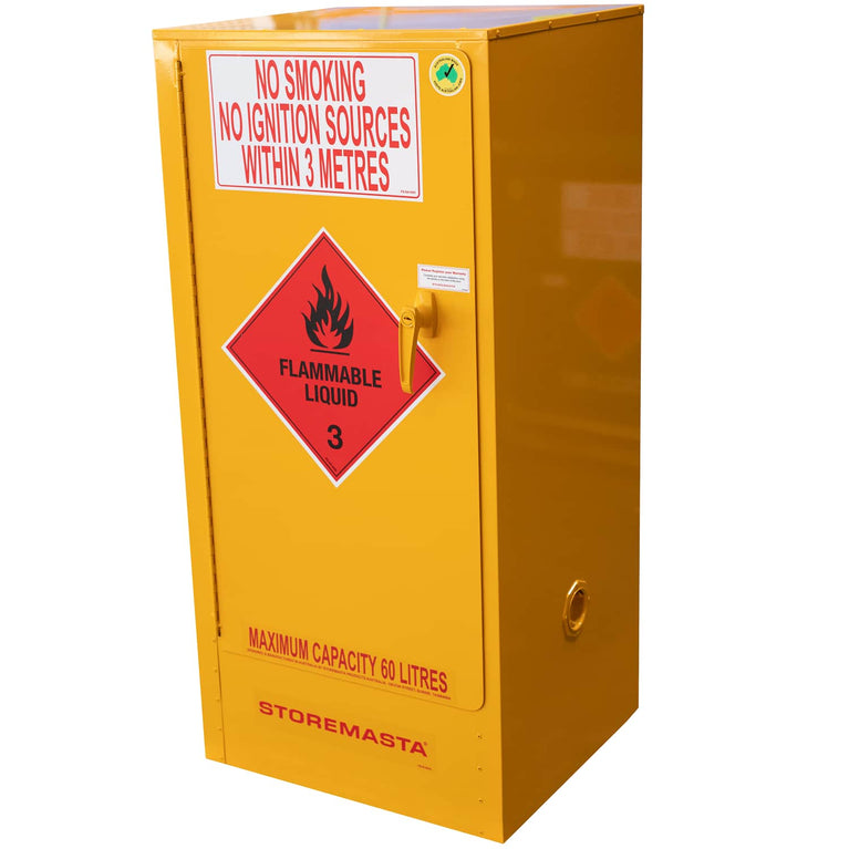 Flammable Liquids Storage Cabinet - 60L