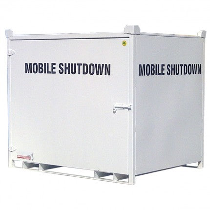 Maintenance Shutdown Box - Type A - STOREMASTA