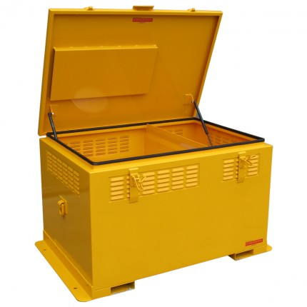 Vehicle Security Box - 1000mm wide - STOREMASTA