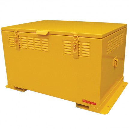 Vehicle Security Box - 1200mm wide - STOREMASTA