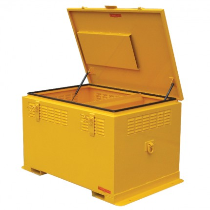 Vehicle Security Box - 1500mm wide - STOREMASTA