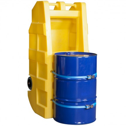 Poly Spill Containment Caddy - STOREMASTA