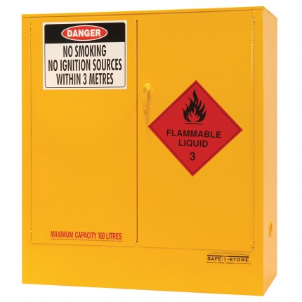 Flammable Liquid Storage Cabinet - 160L - STOREMASTA