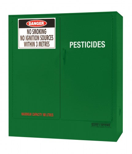 Pesticides Storage Cabinet - 160L - STOREMASTA
