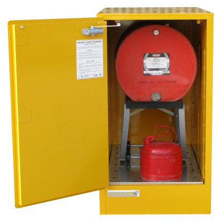 Flammable Liquid Storage Cabinet - 205L - STOREMASTA
