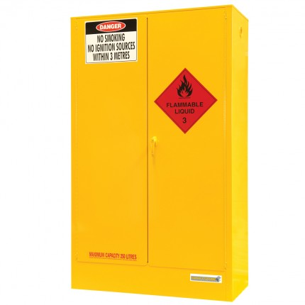 Flammable Liquid Storage Cabinet - 250L - STOREMASTA
