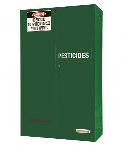 Pesticides Storage Cabinet - 250L - STOREMASTA