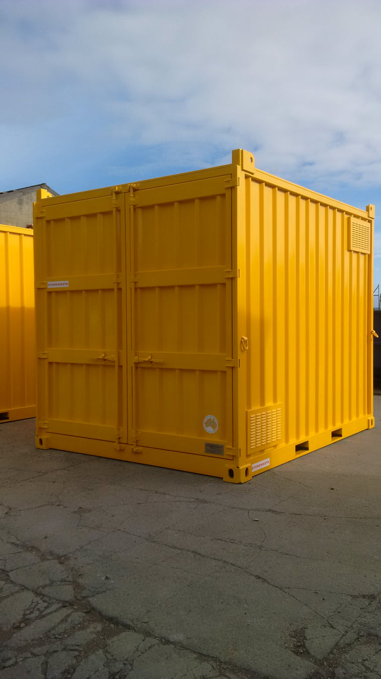 Site Storage Box - STOREMASTA