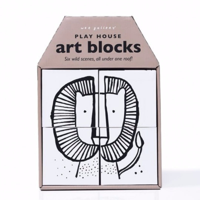 Play House Art Blocks – Wild