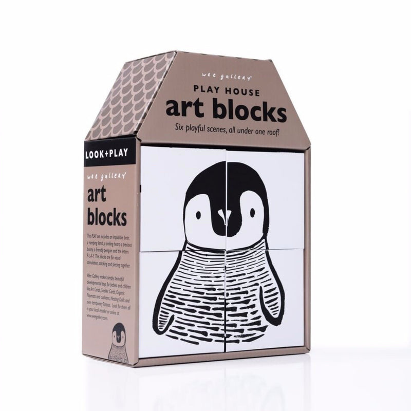 Play House Art Blocks – Play
