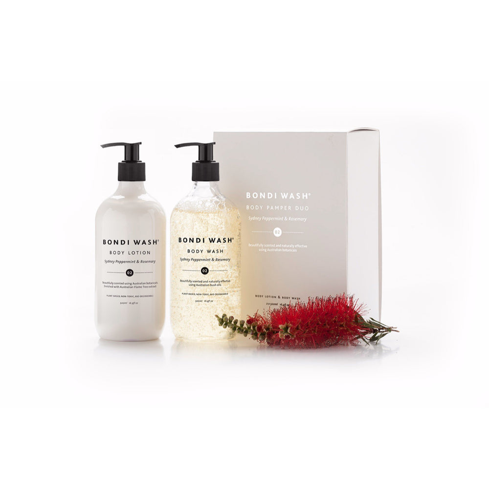 Body Pamper Duo