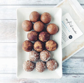 The Fit Foodie Protein Ball Mix - Chocolate & Chia