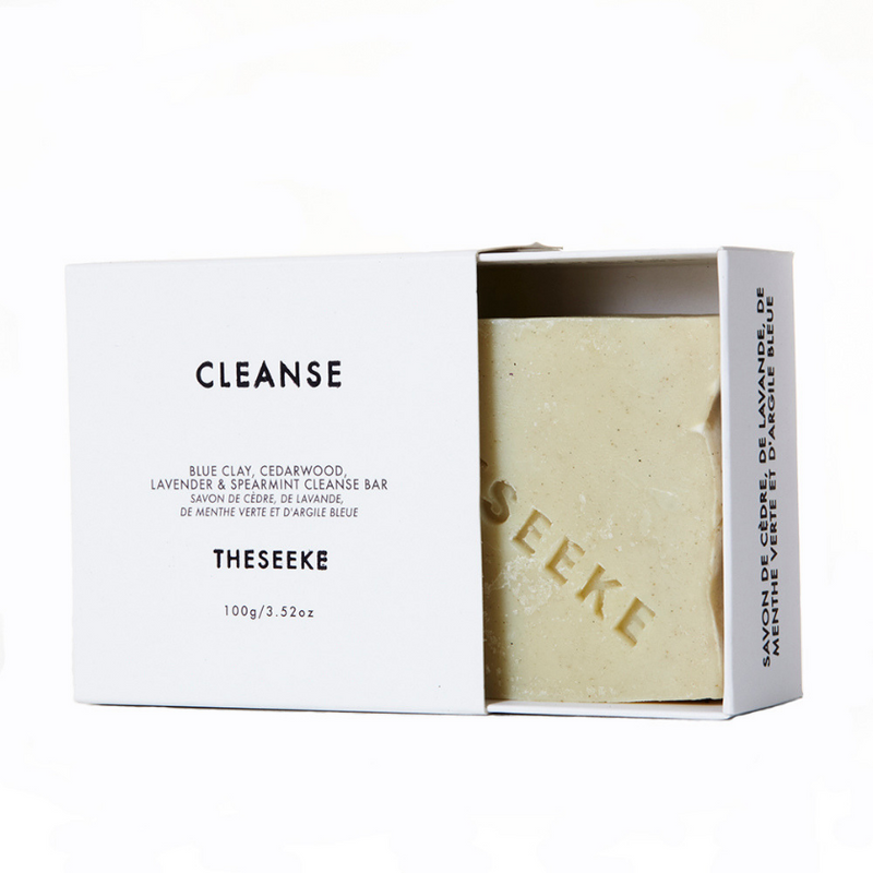 Blue Clay Cleanse Bar 100g
