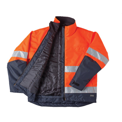 High Visibility D/N Safety Jackets