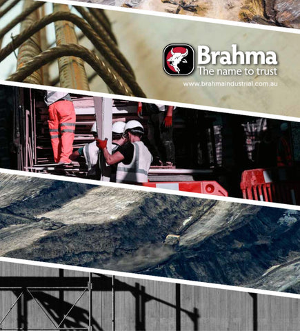 2019 Brahma Industrial Catalogue cover