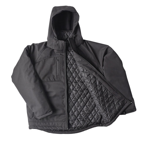 Cradle Mountain Padded Soft Shell Jacket - Brahma Industrial Workwear