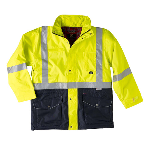 Cyclone Jacket - Brahma Industrial Workwear