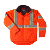 Brahma Endurance 2 in 1 Safety Jacket - Orange