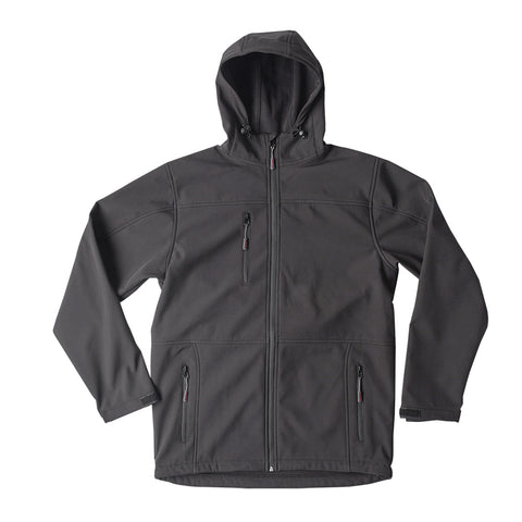 Soft Shell Hoodie Jacket - Brahma Industrial Workwear