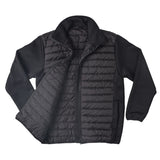 Brahma Vantage Corporate Padded Winter Jacket - Black - Open