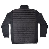 Brahma Vantage Corporate Padded Winter Jacket - Black - Back