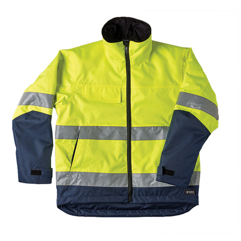 Logic 20/20 D/N Safety Jacket - Brahma Industrial Workwear