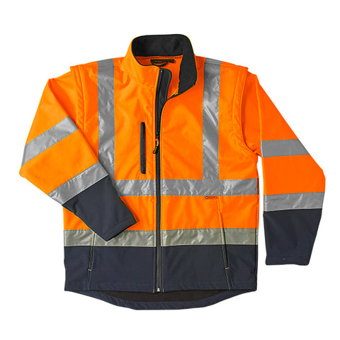 Rover 2 in 1 Safety Jacket - Brahma Industrial Workwear
