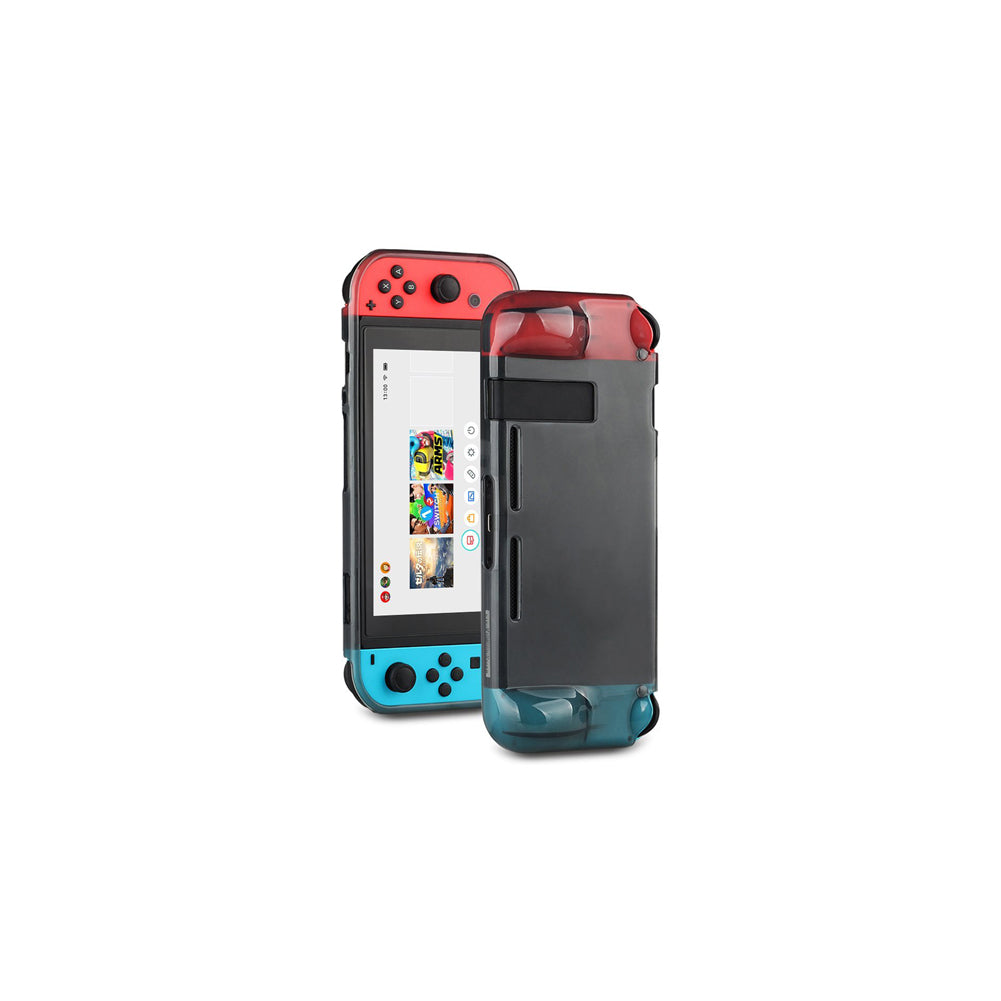 TPU Anti-Scratch Back Case Cover for Nintendo Switch