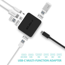 C-force CF003  USB C HDMI Hub for Switch with Replaceable Cable