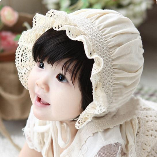 Lil'Cutie Cotton Bonnet