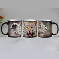 Magic Mugs - Leopard