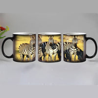 Magic Mugs - Zebras