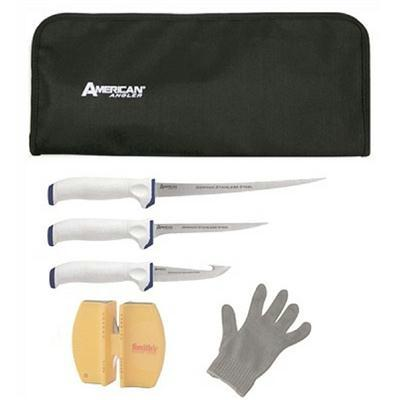Aa Saltwater Fillet Kit Set 6p