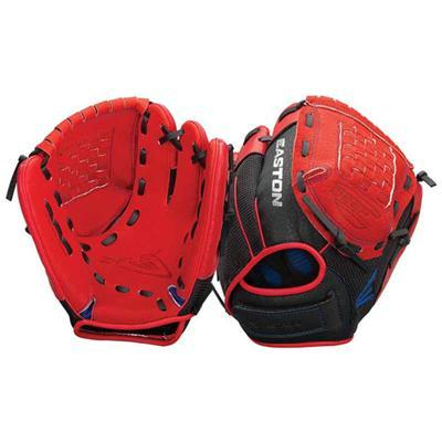 Z-flex Youth Glove Red 11""